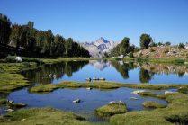 Sierra pond