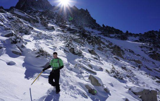 Colchuck + Dragontail Peak
