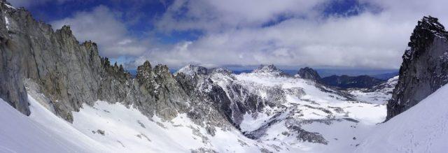 Snow Creek Glacier