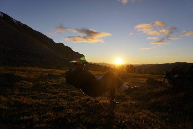 Whistler Basin Sunset