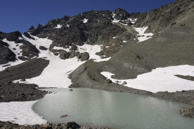 Royal Basin Lake