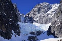 Ice Cliff Glacier