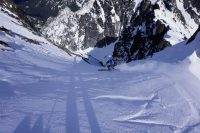 Sherpa Glacier Ski
