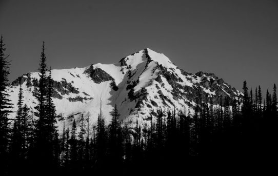 Saska, Emerald, and Cardinal Peaks