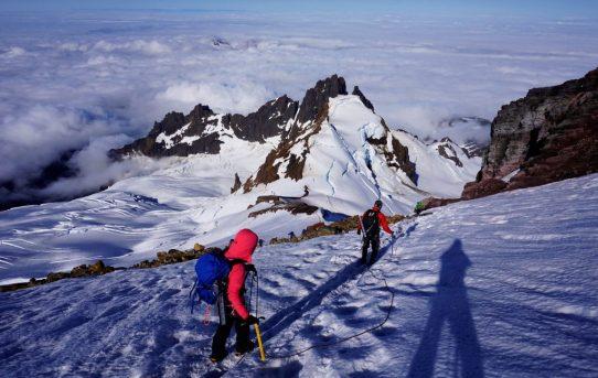Mt. Baker, Coleman-Deming Glacier