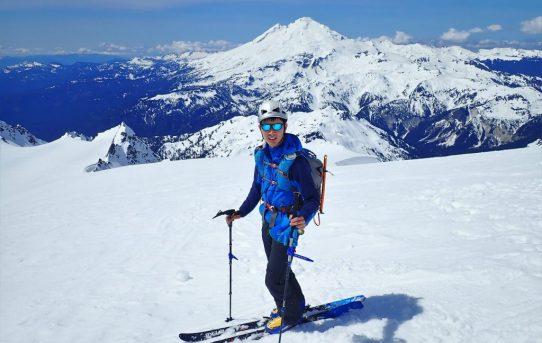 Mt. Shuksan, Sulphide Glacier Ski