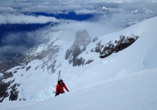 Mt. Baker, North Ridge (AI3+)