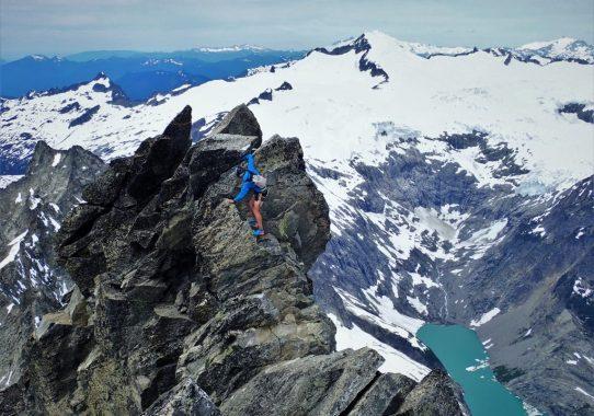 Forbidden Peak, West Ridge (5.6)