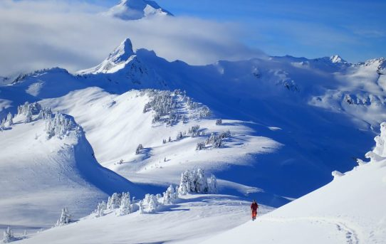 Video Peak Ski Tour