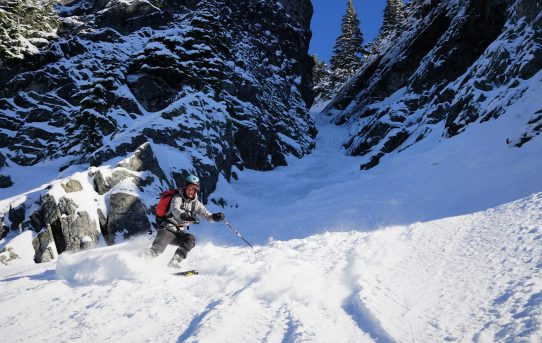 Oyster Couloir