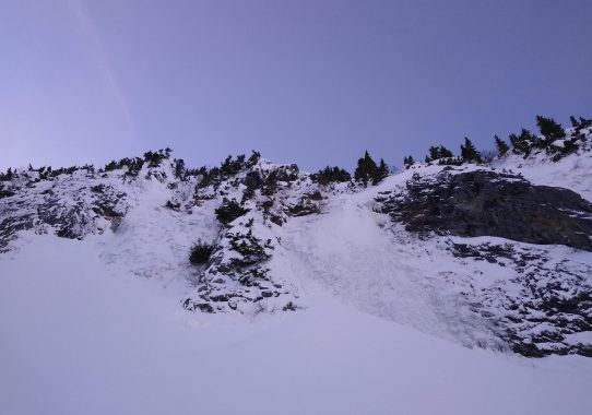 Roosevelt Ice Exploration