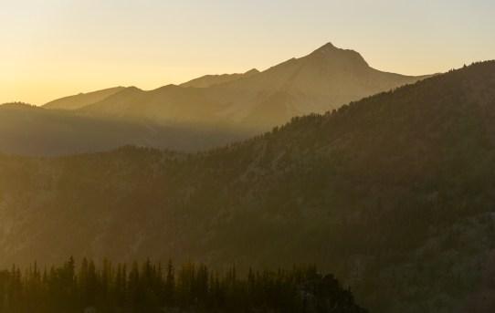 Chelan Summit Trail
