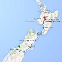 The next adventure! Peak to Peak 2013 by crampons, kayaks and bicycles!