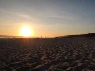 Sonnenuntergang Playa Bacocho