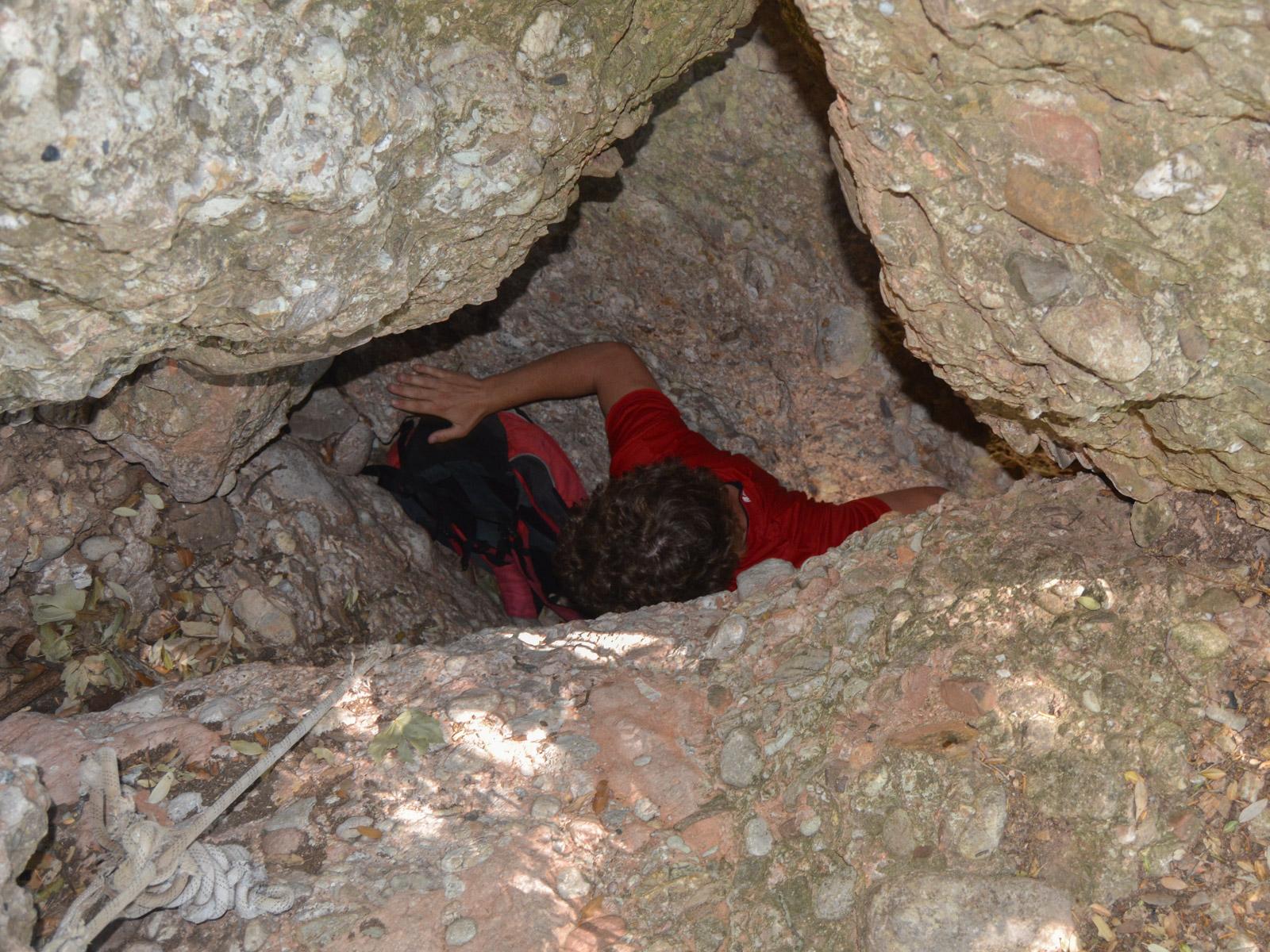 Travessa Agulles i Frares Encantats, Montserrat 28