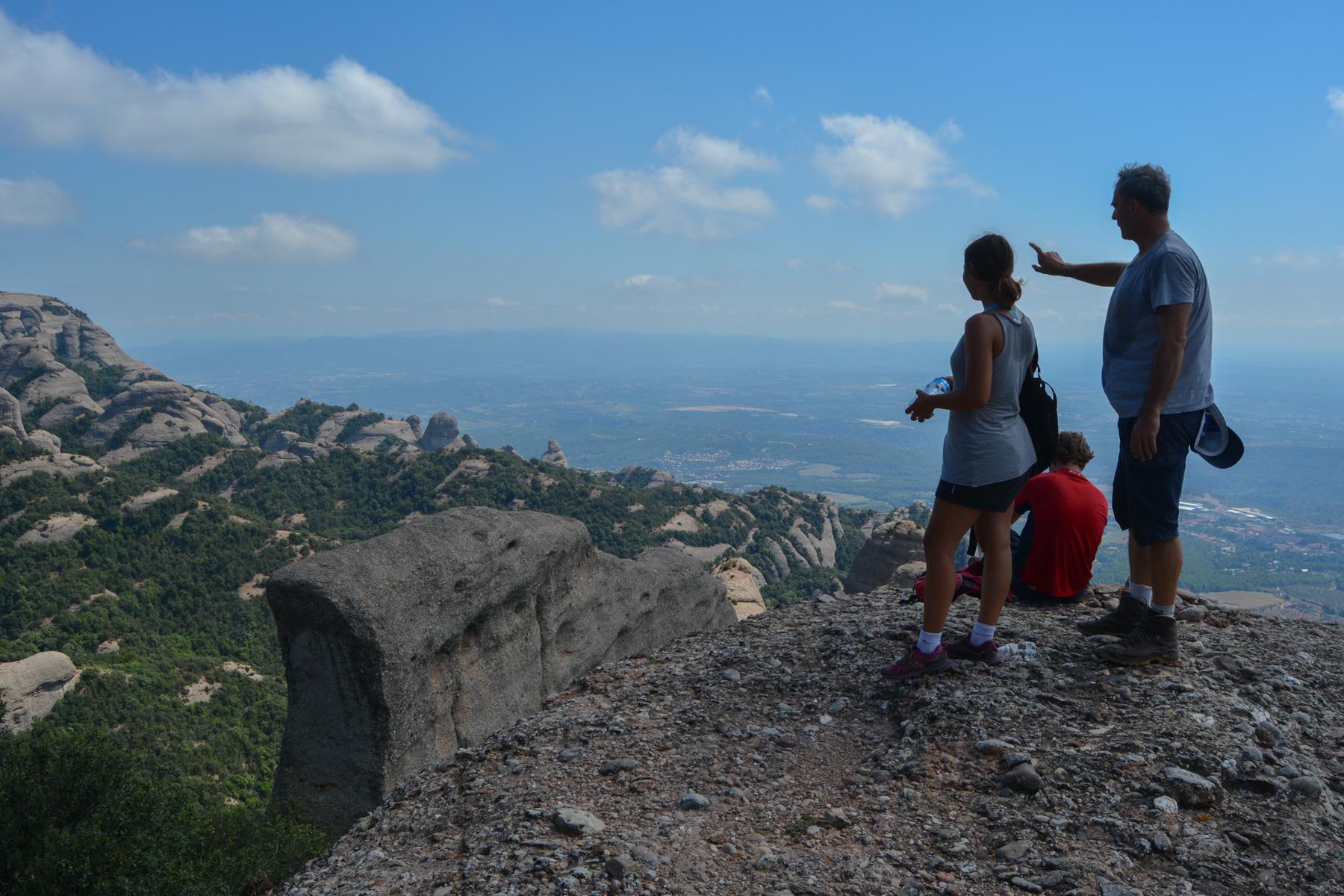 Travessa Agulles i Frares Encantats, Montserrat 32