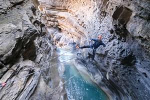 Cascada del Sorrosal, Aragon 3
