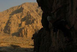 Cleavage, Ras Al Khaimah, Émirats 2