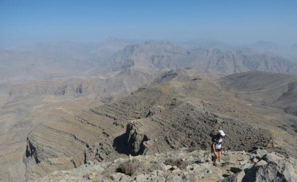 Jebel Qihwi, Wadi Bih, Oman 1