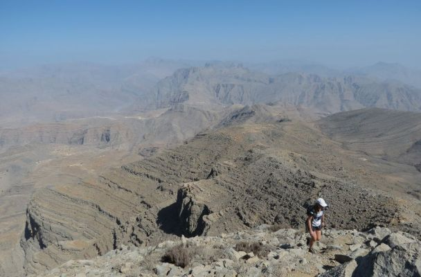 Jebel Qihwi, Wadi Bih, Oman 2