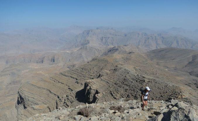 Jebel Qihwi, Wadi Bih, Oman 3