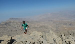 Jebel Qihwi, Wadi Bih, Oman 8