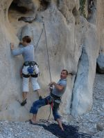 Dibba Climbing, Wadi Khab El Shamis, Musandam, Oman 44