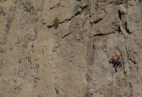Dibba Climbing, Wadi Khab El Shamis, Musandam, Oman 24