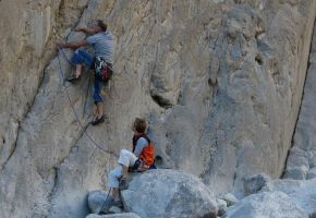 Dibba Climbing, Wadi Khab El Shamis, Musandam, Oman 49