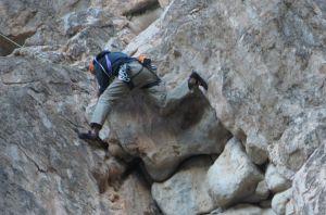 Dibba Climbing, Wadi Khab El Shamis, Musandam, Oman 60