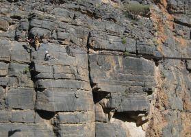 Snake Canyon, Jebel Akhdar 47
