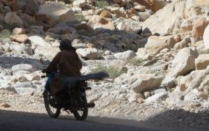 Dibba Climbing, Wadi Khab El Shamis, Musandam, Oman 16