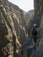 Snake Canyon, Jebel Akhdar 49