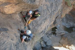 Snake Canyon Ferrata