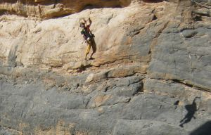 Snake canyon, Jebel Akhdar 70