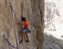 Little Princess, Wadi Naqab, Émirats 16