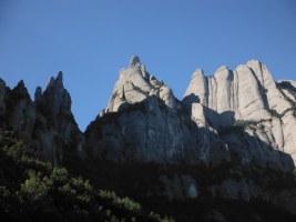 Via Cervera-Raül a la Talaïa Gran, Montserrat, Espagne 2
