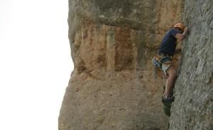 Serrat d'En Muntaner Cara Este, Montserrat, Espagne 11