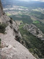 Kraken a la Pastereta, Montserrat, Espagne 16