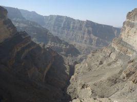 Ferrata du Jebel Shams, Jebel Akhdar 65