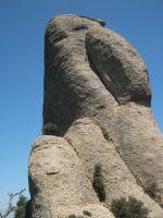 Punsola-Reniu al Cavall Bernat, Montserrat, Espagne 35