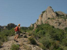 Viatge Apatxe a la Pastereta, Montserrat, Espagne 2