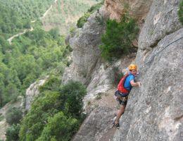 Divorci imminent a la Serrat d'En Muntaner, Montserrat, Espagne 8