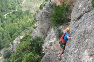 Divorci imminent a la Serrat d'En Muntaner, Montserrat, Espagne 3