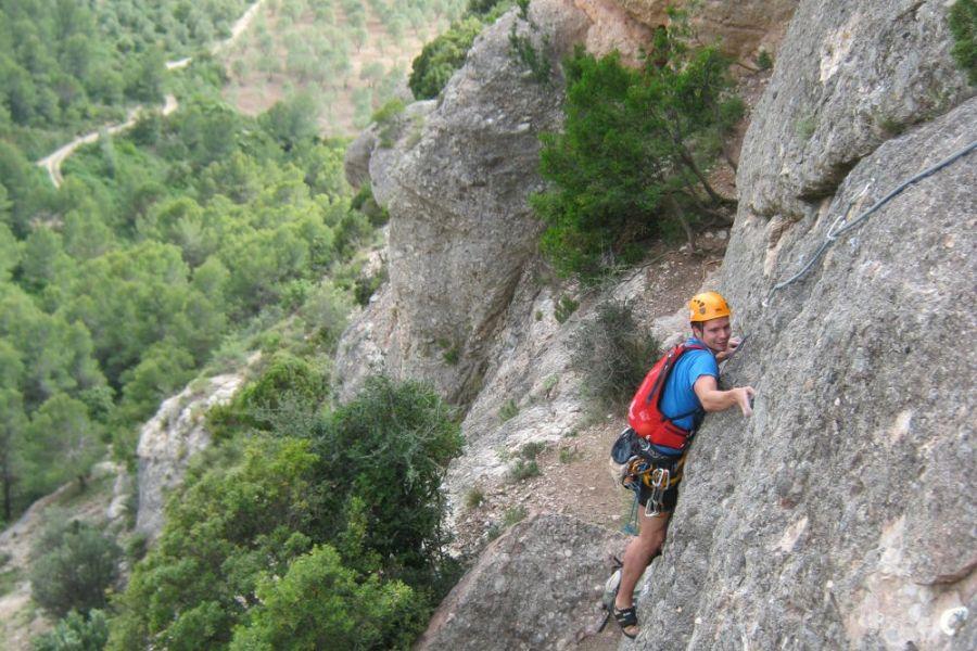 Divorci imminent a la Serrat d'En Muntaner, Montserrat, Espagne 2