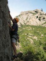 Serrat d'En Muntaner Cara Este, Montserrat, Espagne 8