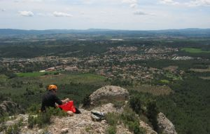 Abierto hasta el atardecer a la Serrat d'En Muntaner, Montserrat, Espagne 12