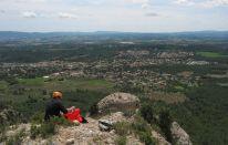 du sommet de la Serrat d'En Muntaner