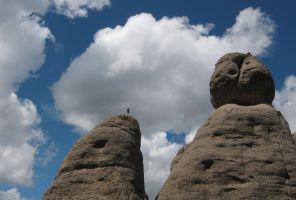 Ful de Sac al Setrill, Agulles, Montserrat, Espagne 14
