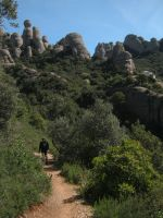 Ful de Sac al Setrill, Agulles, Montserrat, Espagne 3